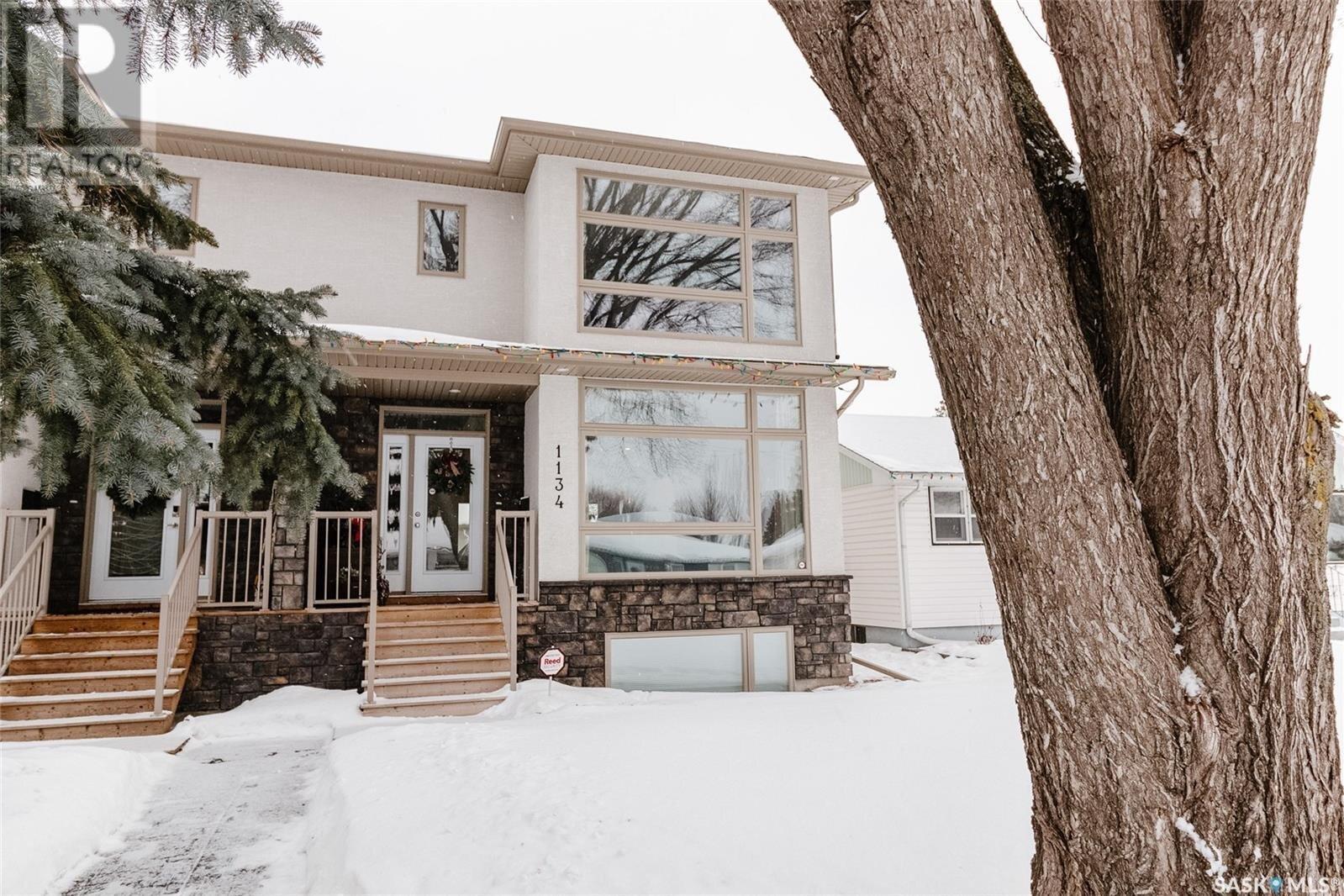 House for sale at 1134 1st St E Saskatoon Saskatchewan - MLS: SK837994