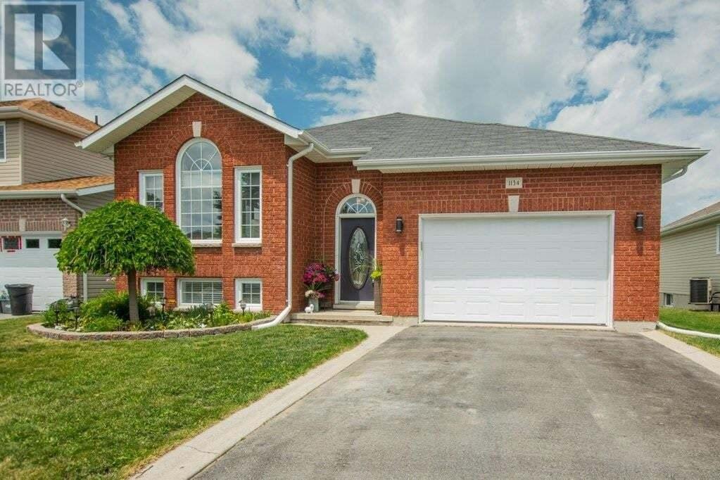 House for sale at 1134 Deerfield Dr Kingston Ontario - MLS: K20003618