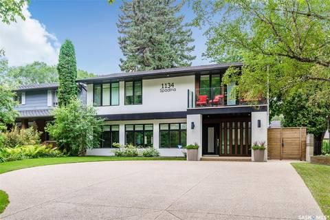 House for sale at 1134 Spadina Cres E Saskatoon Saskatchewan - MLS: SK801608