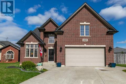 House for sale at 11347 Terra Ct Windsor Ontario - MLS: 19016826