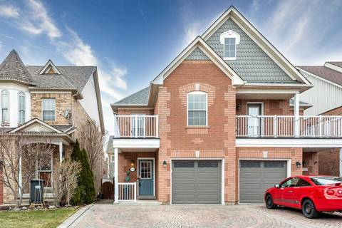 Townhouse for sale at 1135 Hickory Hollow Glen Mississauga Ontario - MLS: W4728431