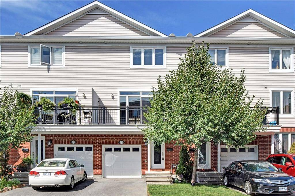 Townhouse for sale at 1135 Rockingham Ave Ottawa Ontario - MLS: 1168733