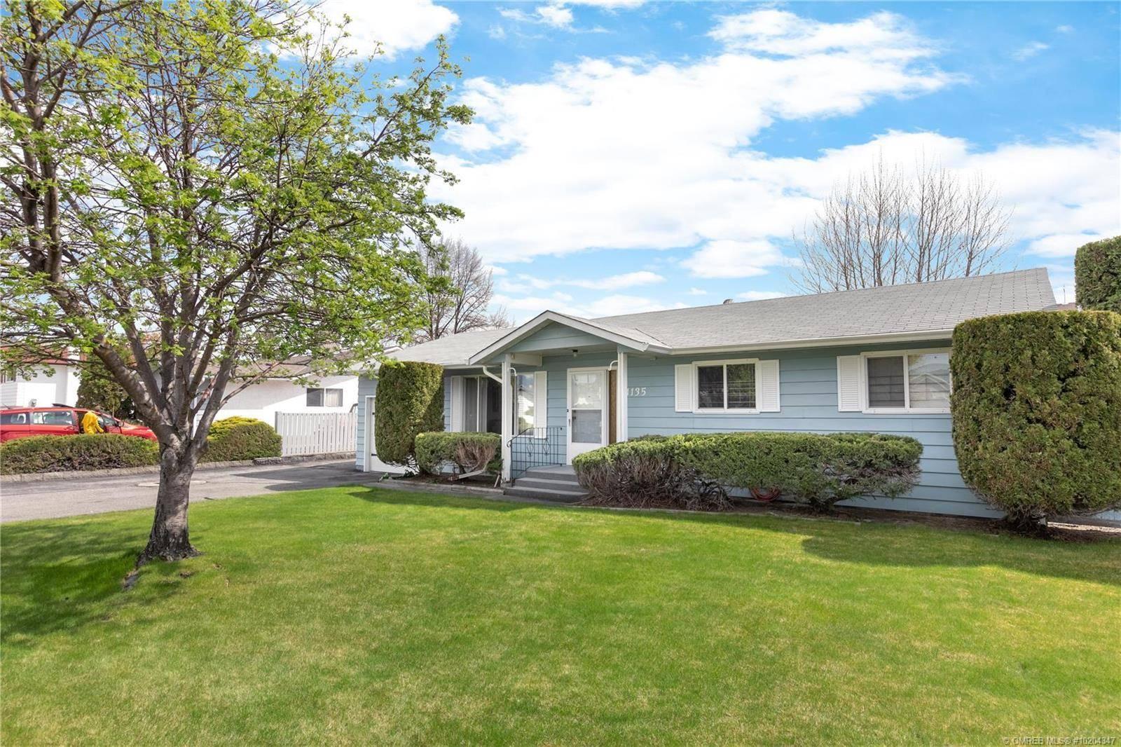 House for sale at 1135 Theodora Rd Kelowna British Columbia - MLS: 10204347