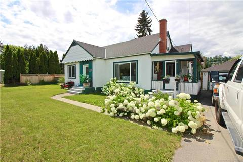 House for sale at 11350 Bottom Wood Lake Rd Lake Country British Columbia - MLS: 10187185