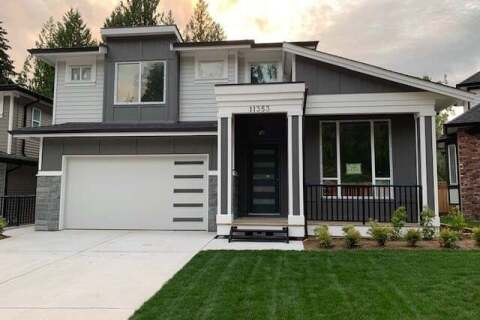 House for sale at 11353 242a St Maple Ridge British Columbia - MLS: R2409290