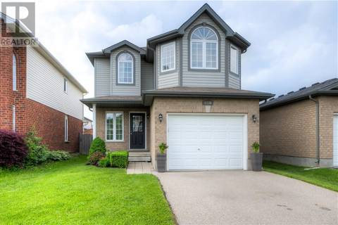 House for sale at 1136 Foxhunt Rd London Ontario - MLS: 200816