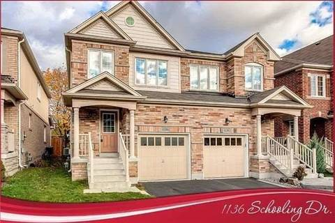 Townhouse for rent at 1136 Schooling Dr Oshawa Ontario - MLS: E4419411