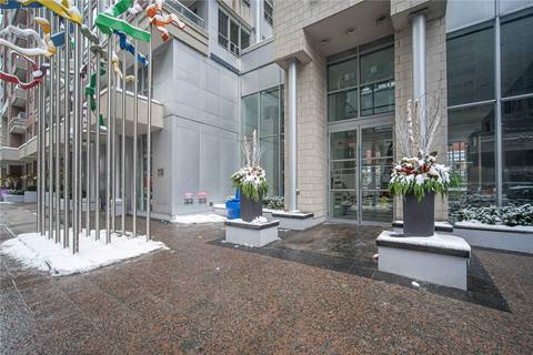 Apartment for rent at 250 Wellington St Unit 1137 Toronto Ontario - MLS: C4647956