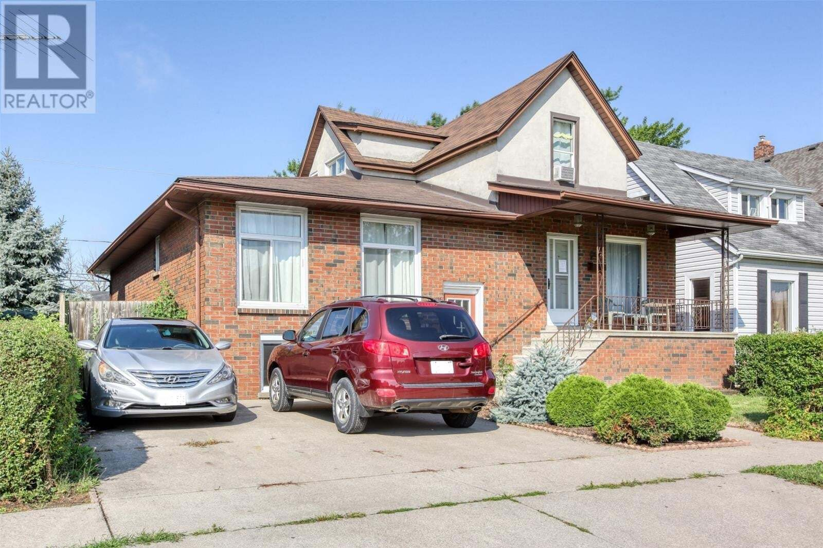 Townhouse for sale at 1137 Howard  Windsor Ontario - MLS: 20009596