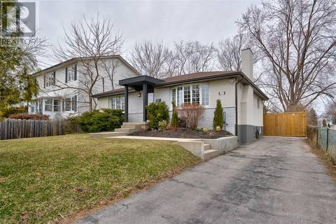 House for sale at 1137 Fisher Ave Burlington Ontario - MLS: 30749578