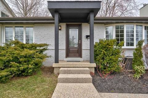 House for sale at 1137 Fisher Ave Burlington Ontario - MLS: W4404965