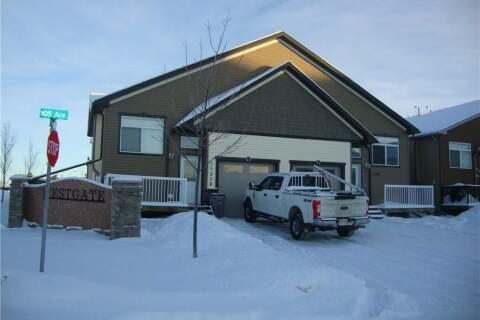 Townhouse for sale at 11378 105 Ave Grande Prairie Alberta - MLS: GP204990
