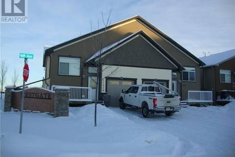 House for sale at 11378 105 Ave Grande Prairie Alberta - MLS: GP204990