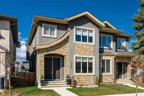 Townhouse for sale at 1138 18 Ave Northwest Calgary Alberta - MLS: C4258138