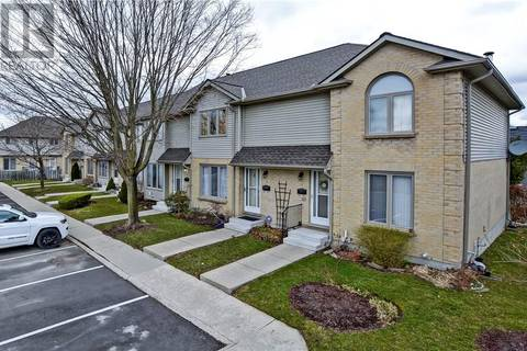 Townhouse for sale at 2 Kipps Ln Unit 1138 London Ontario - MLS: 186169