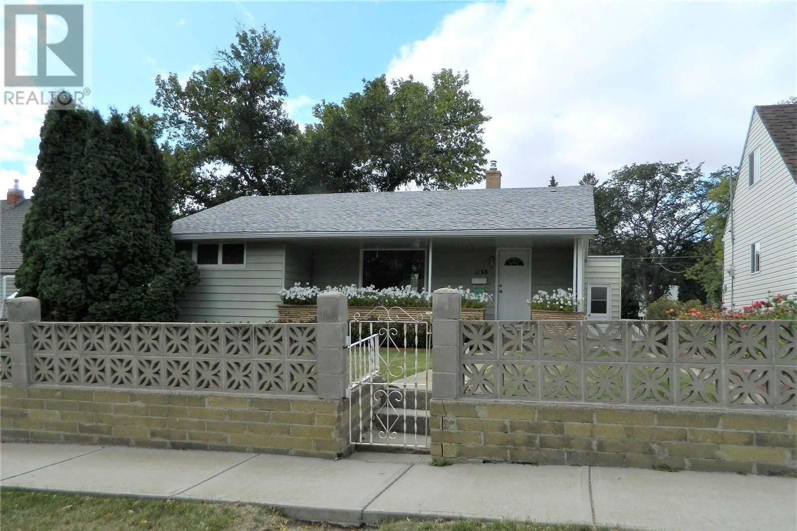 House for sale at 1138 4th Ave NE Moose Jaw Saskatchewan - MLS: SK826178