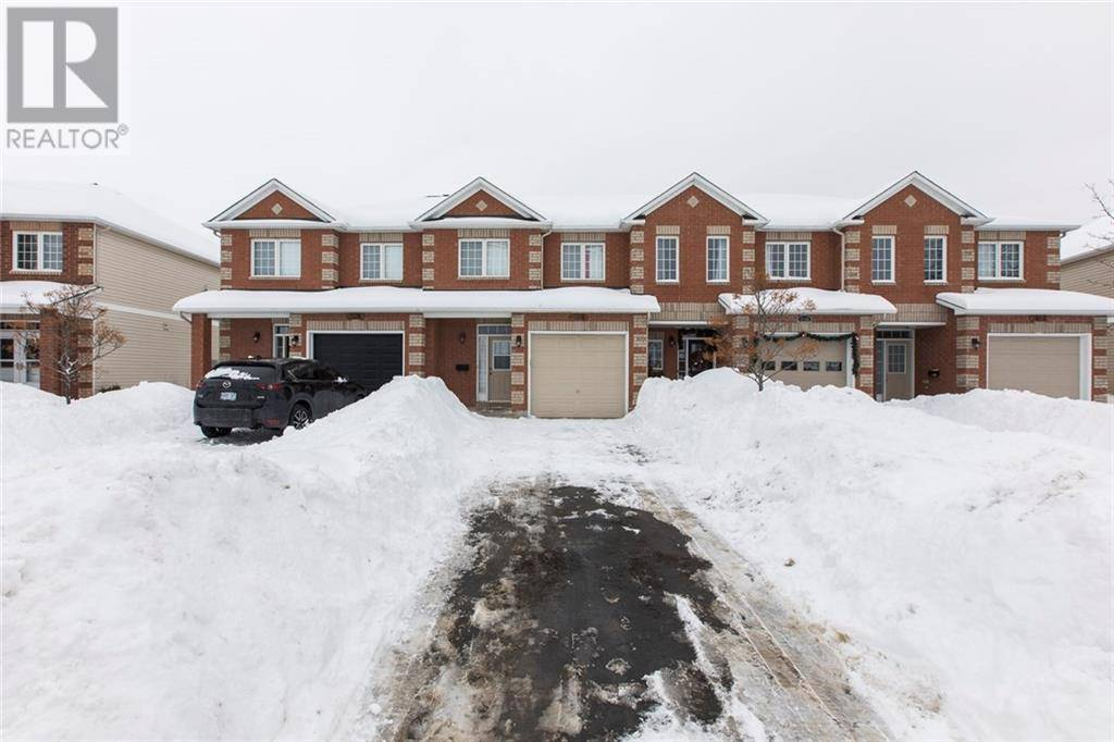 Townhouse for sale at 1138 Brasseur Cres Orleans Ontario - MLS: 1182411