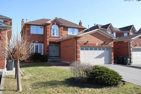 House for sale at 1138 White Clover Wy Mississauga Ontario - MLS: W4726563