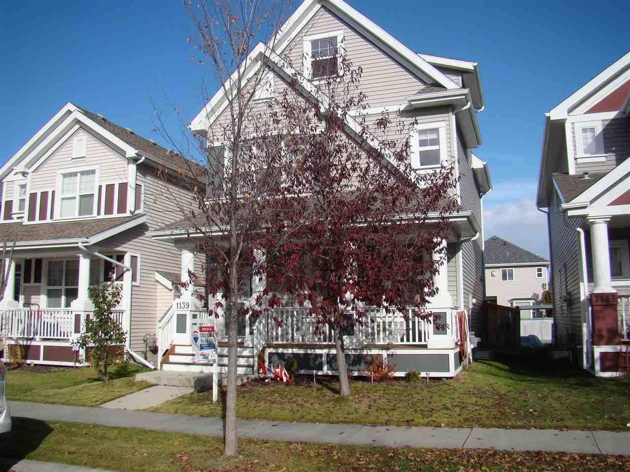 House for sale at 1139 74 St Sw Edmonton Alberta - MLS: E4175264