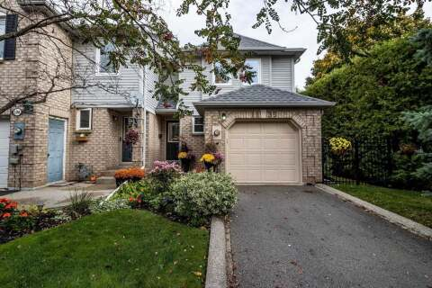 Townhouse for sale at 1139 Leewood Dr Oakville Ontario - MLS: W4964123