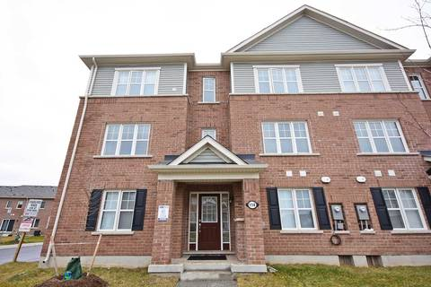 Townhouse for sale at 1000 Asleton Blvd Unit 114 Milton Ontario - MLS: W4668596