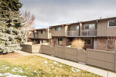 Townhouse for sale at 1055 72 Ave Northwest Unit 114 Calgary Alberta - MLS: C4277959