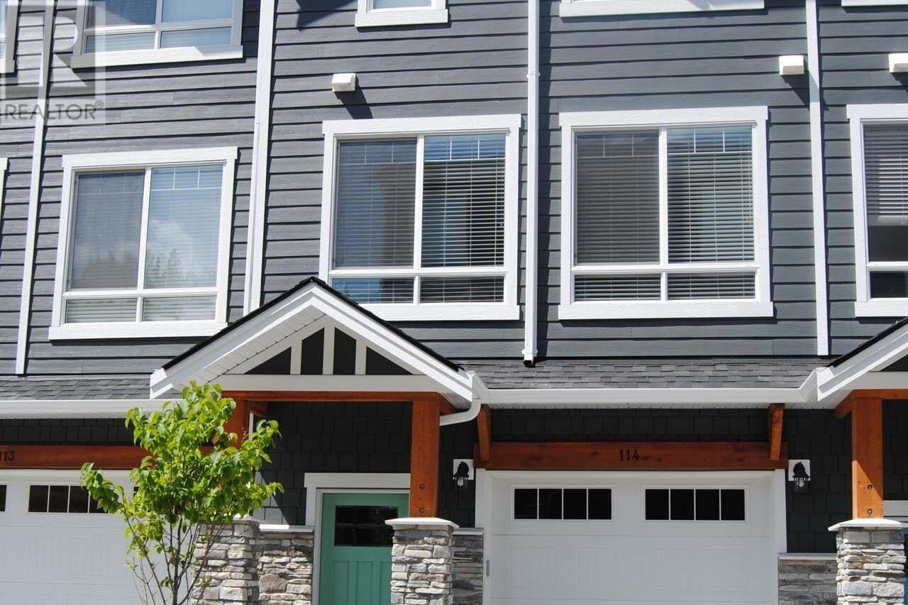 Townhouse for sale at 1115 Holden Rd Unit 114 Penticton British Columbia - MLS: 185082
