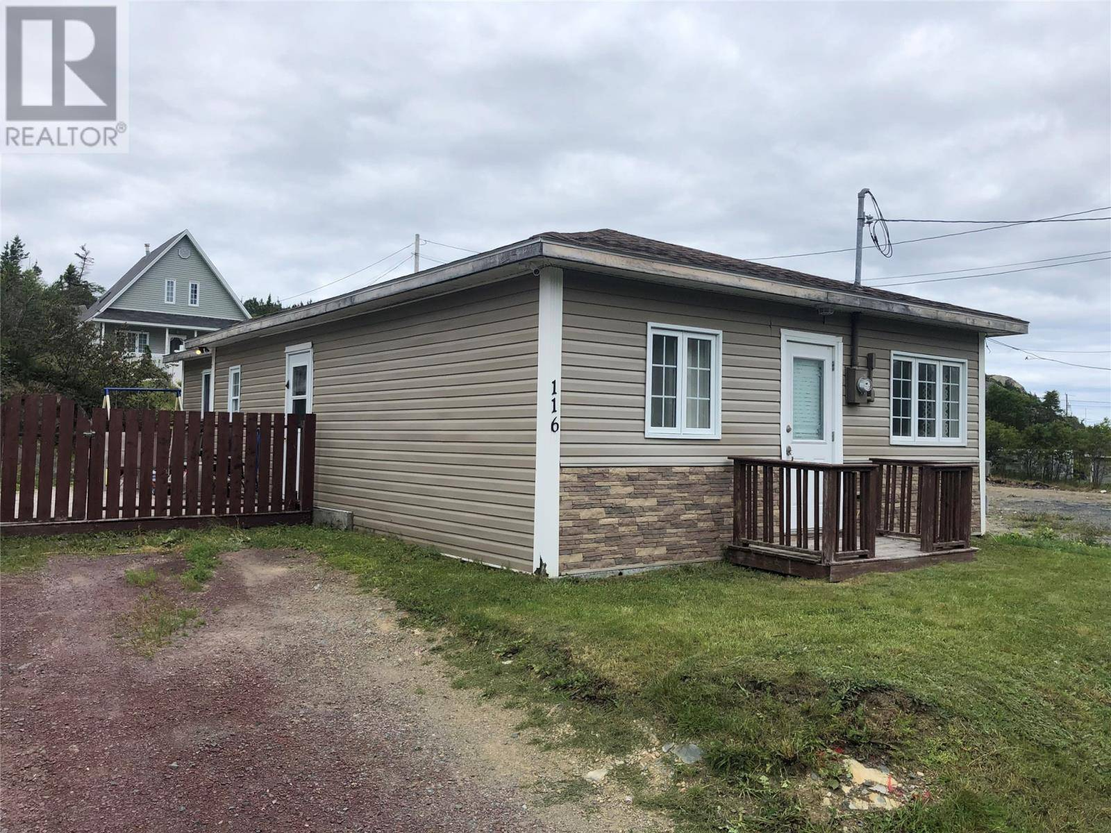 House for sale at 114 New Harbour Rd Spaniard's Bay Newfoundland - MLS: 1202778