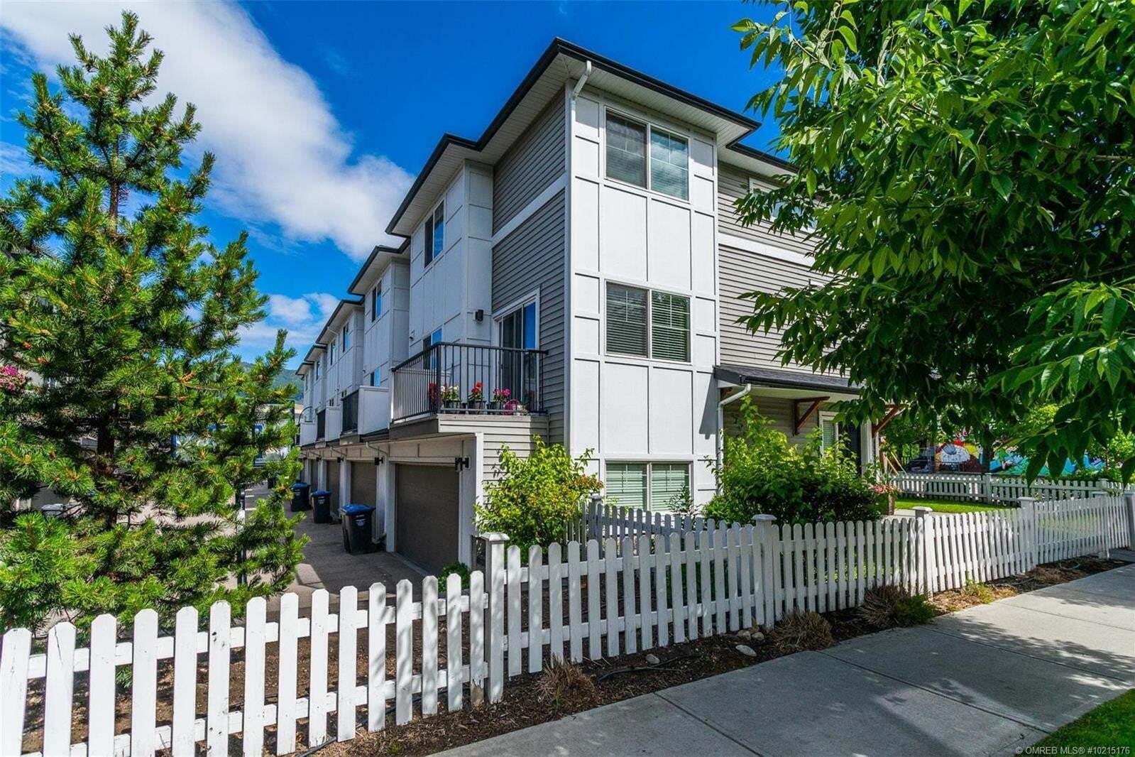 Townhouse for sale at 120 Hartman Rd Unit 114 Kelowna British Columbia - MLS: 10215176