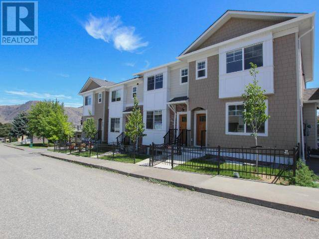 Townhouse for sale at 1393 9th Ave  Unit 114 Kamloops British Columbia - MLS: 154060