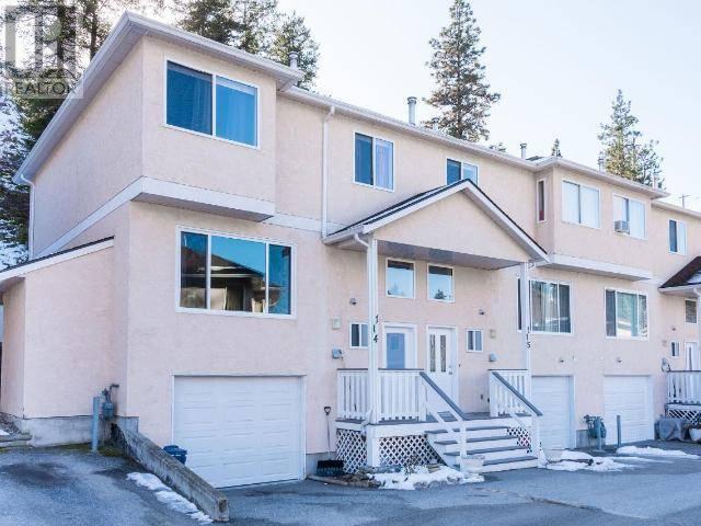 Townhouse for sale at 1458 Penticton Ave Unit 114 Penticton British Columbia - MLS: 182247