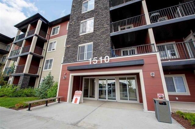 Condo for sale at 1510 Watt Dr SW Unit 114 Edmonton Alberta - MLS: E4220009
