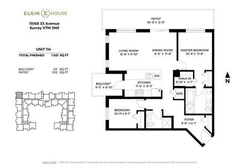 Condo for sale at 15168 33 Ave Unit 114 Surrey British Columbia - MLS: R2518386