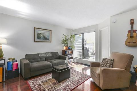 Condo for sale at 1545 2nd Ave E Unit 114 Vancouver British Columbia - MLS: R2371771