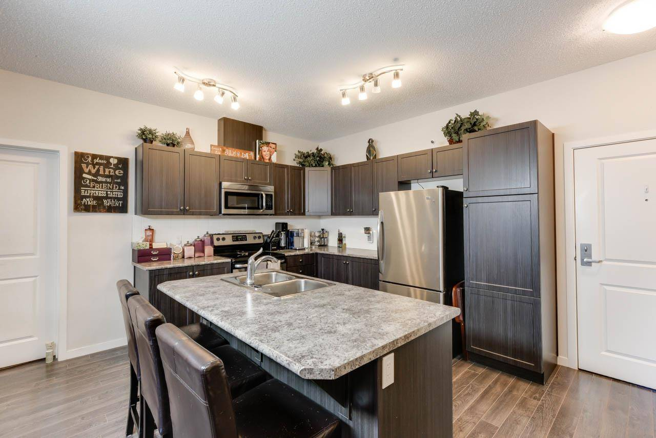 Condo for sale at 1820 Rutherford Rd Sw Unit 114 Edmonton Alberta - MLS: E4164814