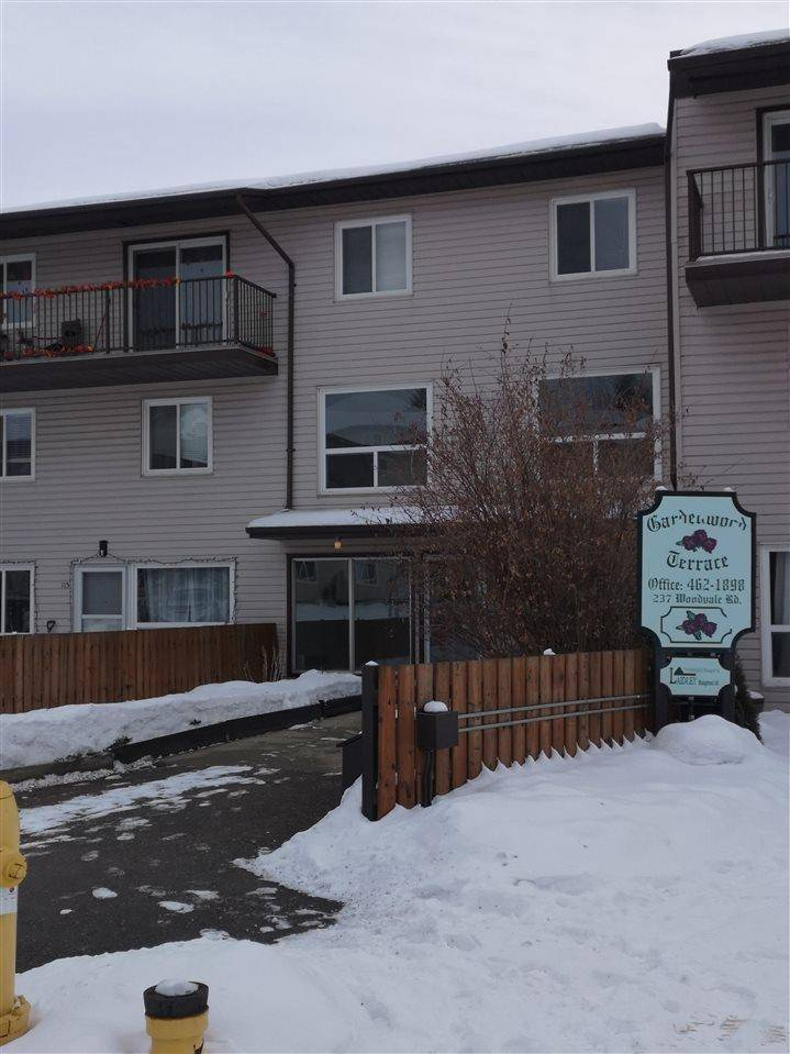 Condo for sale at 237 Woodvale Rd Nw Unit 114 Edmonton Alberta - MLS: E4188011