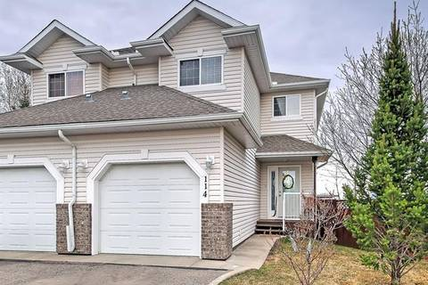 Townhouse for sale at 26 Westlake Glen Unit 114 Strathmore Alberta - MLS: C4241682