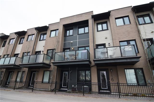 For Sale: 114 - 28 Mcdougall Court Northeast, Calgary, AB | 2 Bed, 3 Bath Townhouse for $524,900. See 40 photos!