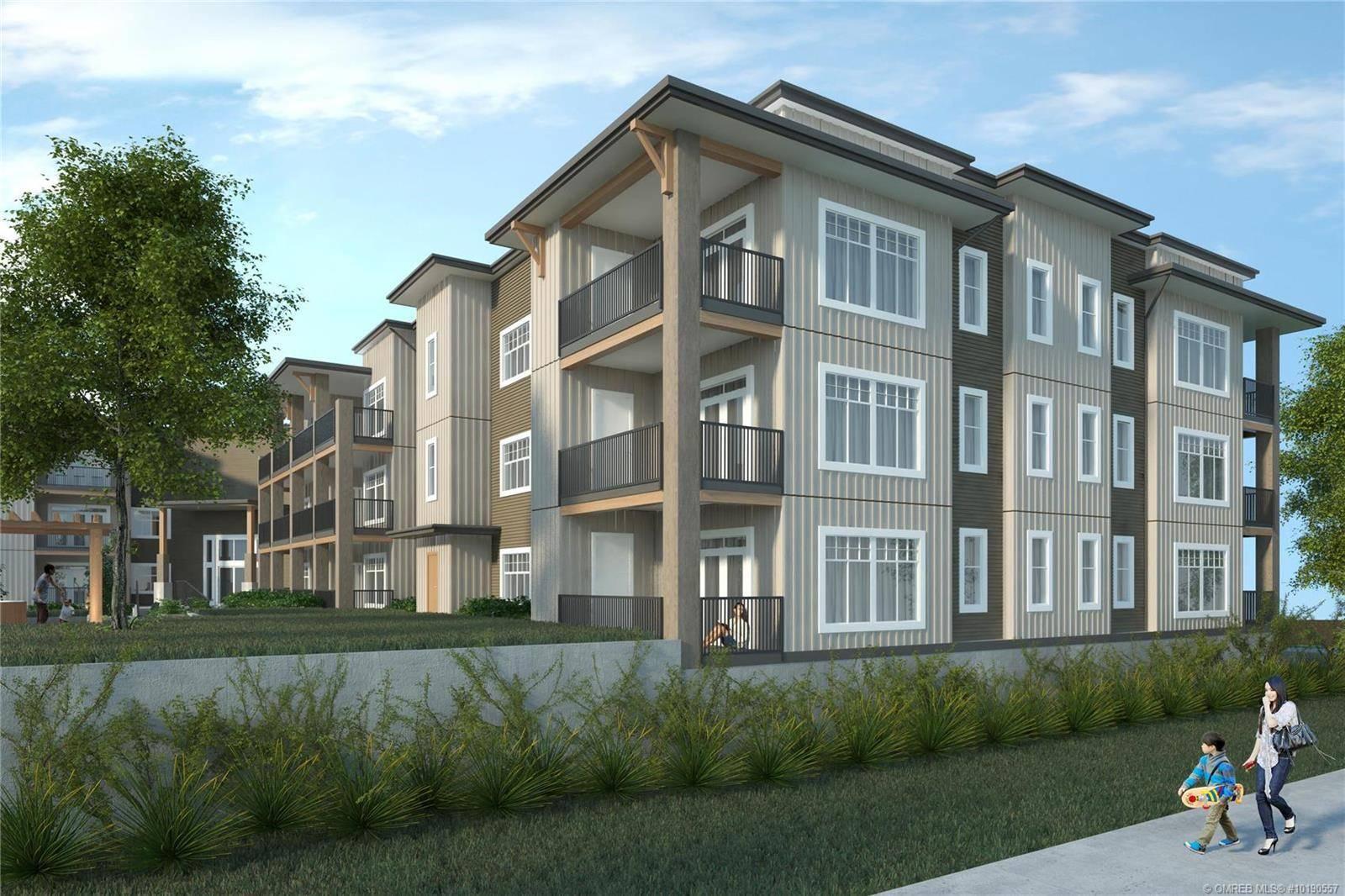 Condo for sale at 3090 Burtch Rd Unit 114 Kelowna British Columbia - MLS: 10190557