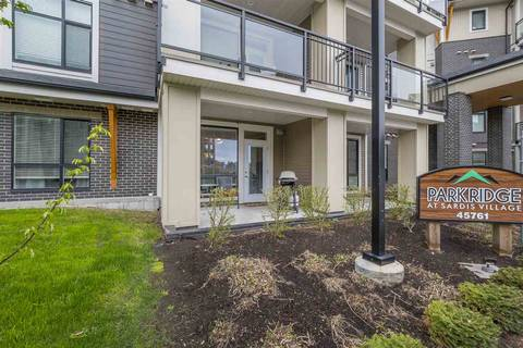 Condo for sale at 45761 Stevenson Rd Unit 114 Sardis British Columbia - MLS: R2356844