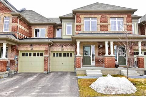 Townhouse for sale at 48 C Line  Unit 114 Orangeville Ontario - MLS: W4726355