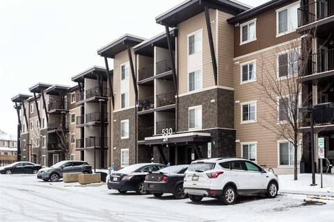Condo for sale at 530 Watt Blvd Sw Unit 114 Edmonton Alberta - MLS: E4140657