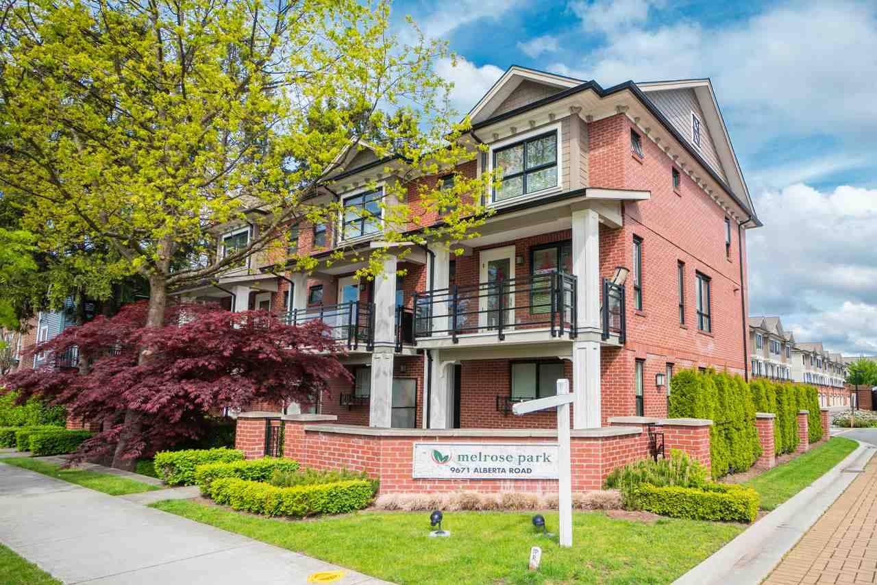 Buliding: 9671 Alberta Road, Richmond, BC
