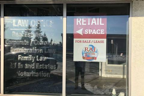 Commercial property for sale at 9704 39 Ave Nw Unit 114 Edmonton Alberta - MLS: E4141861