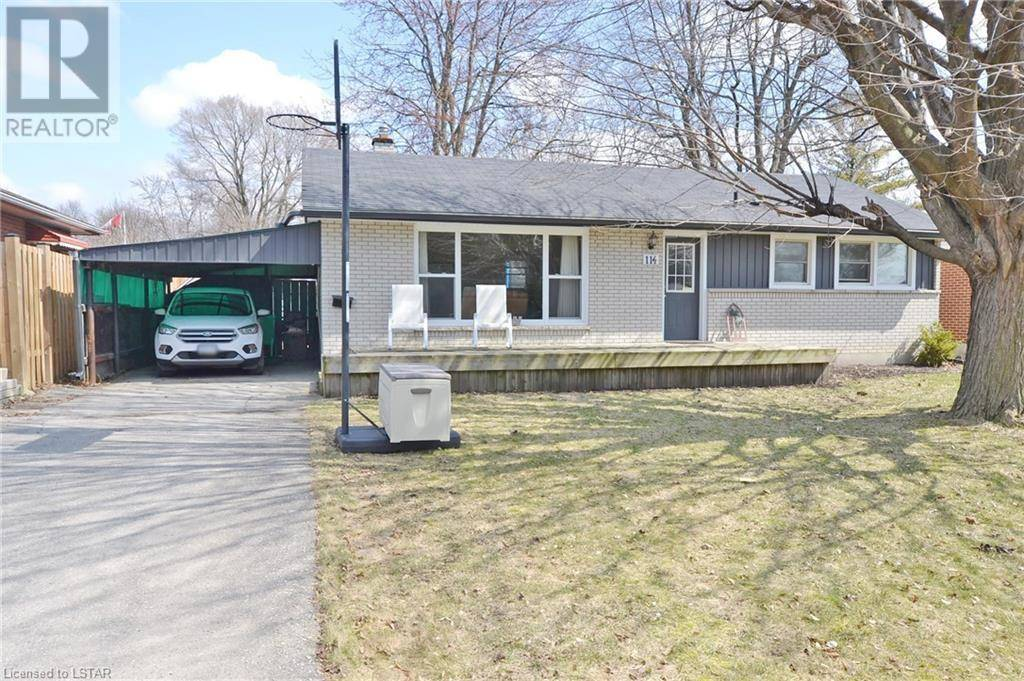 House for sale at 114 Bancroft Rd London Ontario - MLS: 252903