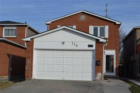 House for sale at 114 Banting Cres Brampton Ontario - MLS: W4422333