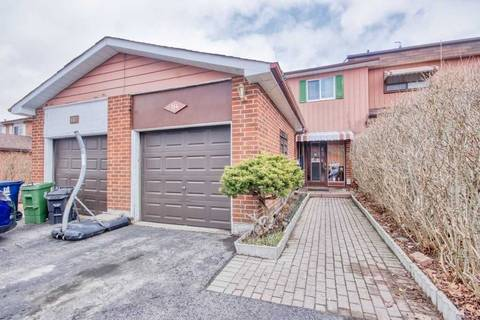 Townhouse for sale at 114 Bradstone Sq Toronto Ontario - MLS: E4731075