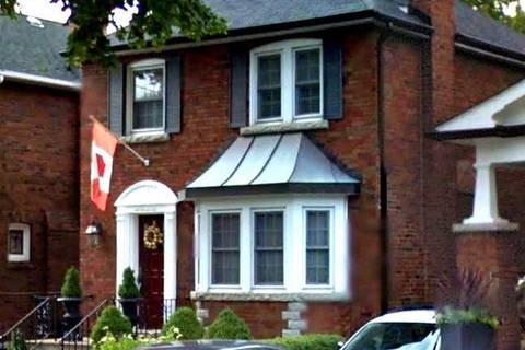 House for rent at 114 Brooke Ave Toronto Ontario - MLS: C4492115