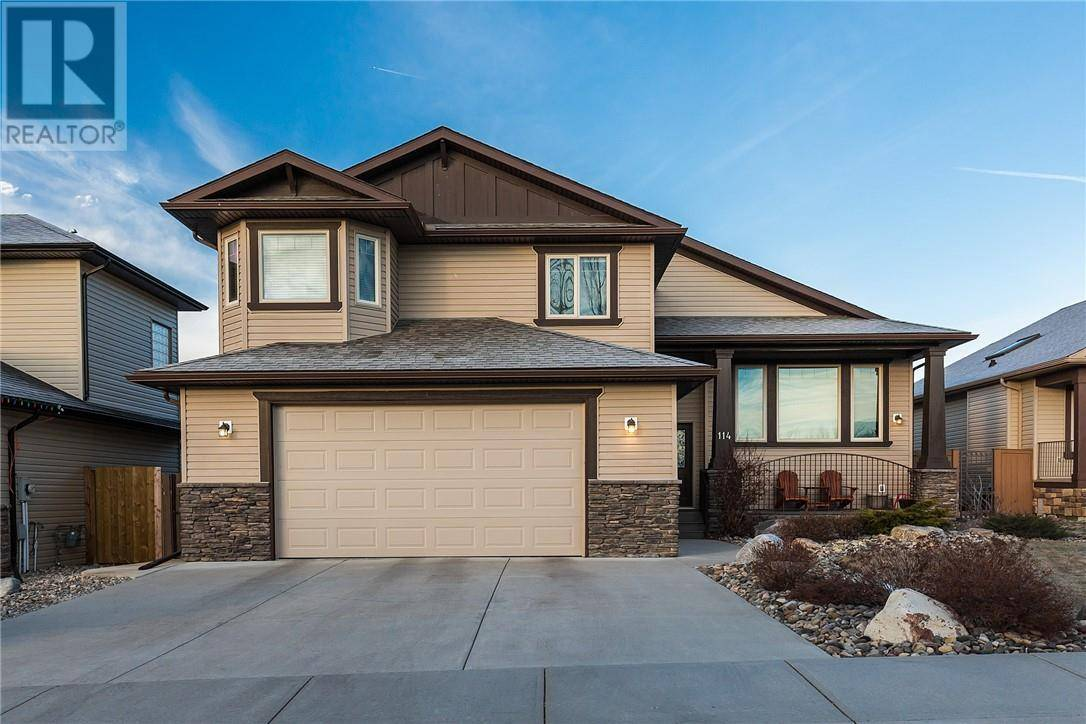 House for sale at 114 Canyoncrest Ct W Lethbridge Alberta - MLS: ld0186835