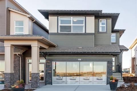 House for sale at 114 Cornerstone Circ Northeast Calgary Alberta - MLS: C4241510